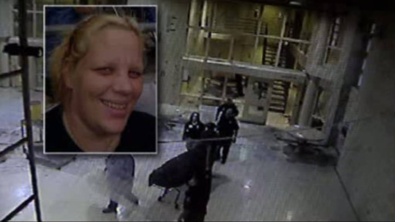 Jennifer Meyers Macomb County Jail death image