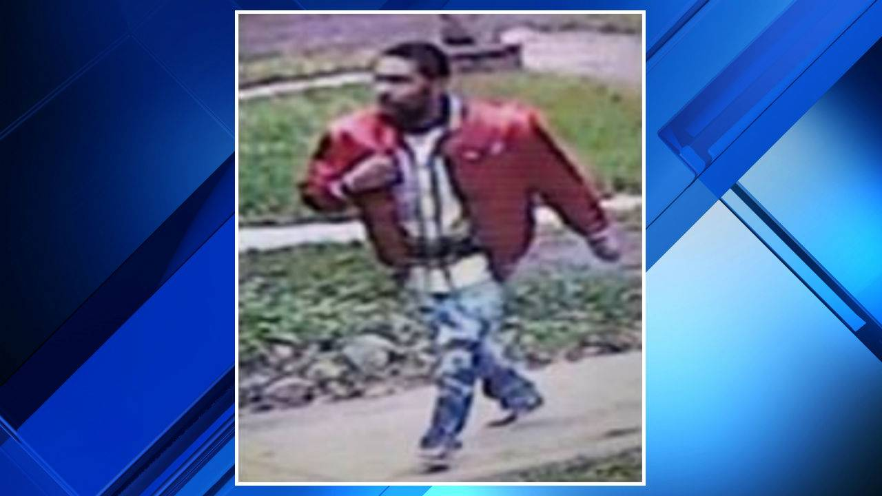 Dearborn Heights package thief red jacket 2