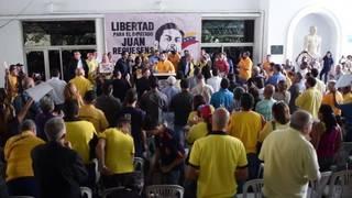 Exploding drones shake heated Venezuelan politics