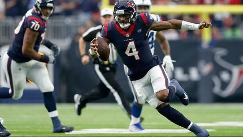 Texans look to bounce back from streak-snapping loss to Colts