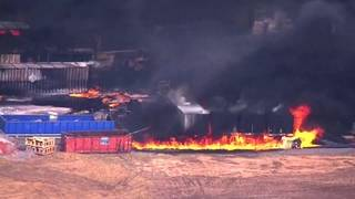 Emergency official: 5 missing after Oklahoma rig explosion
