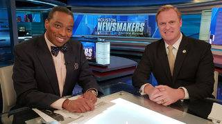 Houston Newsmakers for Oct. 21, 2018: Firefighters union says pay parity&hellip&#x3b;
