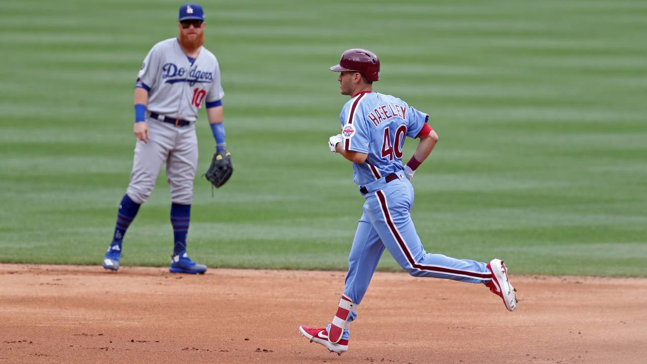 Adam Haseley Philadelphia Phillies 2019