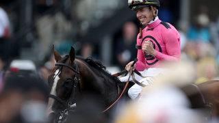Horse world celebrates 144th Preakness