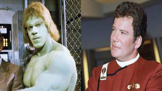 Meet Captain Kirk, Incredible Hulk, other iconic characters
