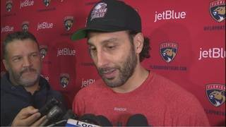 Luongo set to play 1000th game in net