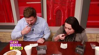 Lexi Loves Food: The Choco Challenge with Dillon