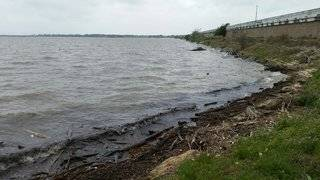 Human remains found near Lake Houston, police say