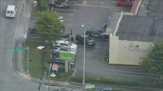1 in custody after bank robbery in Hialeah