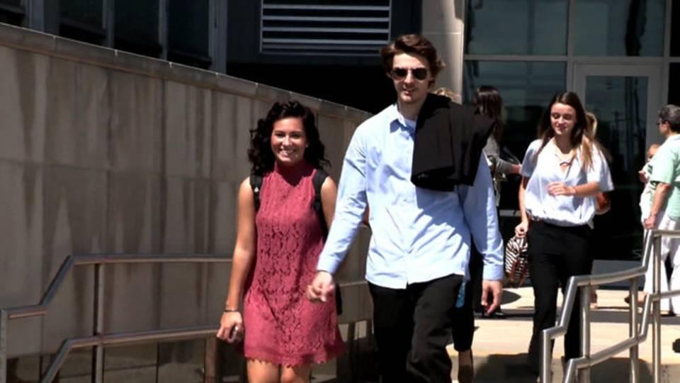 Alex Robinson and Lucas Zbinden adoption custody battle