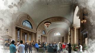 Ford to spend roughly $740M on Detroit train depot redevelopment plans
