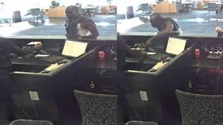 Man wearing sunglasses robs TD Bank branch in Deerfield Beach