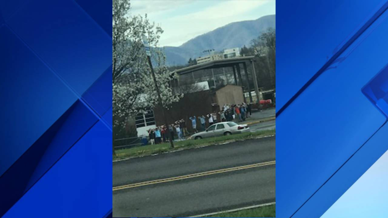 Lockdown lifted at Burton, all students safe after report of