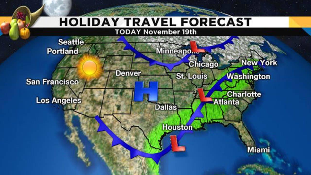 flight travel forecast