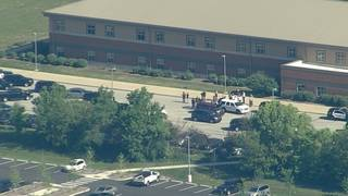 Suspect in custody after shooting at Indiana middle school