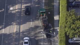 2 adults, 3 children injured in Deerfield Beach crash