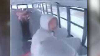 School bus driver attacked in front of children after accidentally&hellip&#x3b;