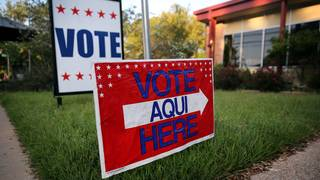 Early voting for Harris County flood bond ends Tuesday