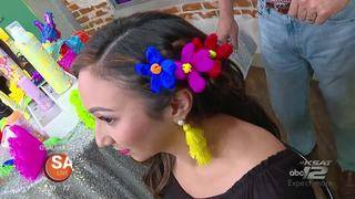 Get ready with FIESTA Fun HAIRSTYLES