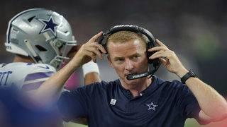 Jason Garrett's OT choice speaks to Cowboys' sputtering offense
