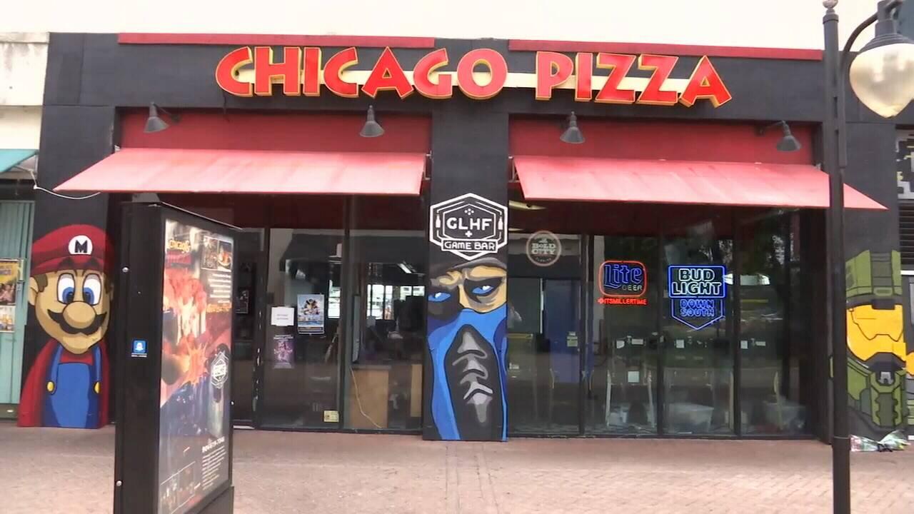 Chicago pizza for jodi