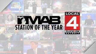 WDIV-Local 4 named Michigan 'Station of the Year' for fourth year in a row