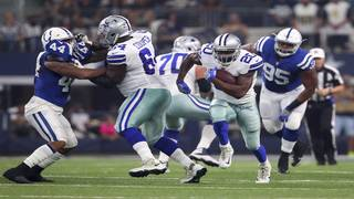 Cowboys release RB McFadden in flurry of moves amid 3-game skid