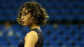 'I felt alone,' says gymnast after her perfect 10 went viral