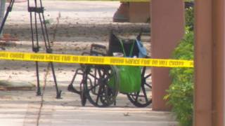 Woman found dead in wheelchair outside Publix in Miami