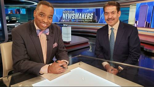 Houston Newsmakers for April 14: Garcia reaches 100 day mark, lessons learned from ITC fire