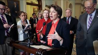 Sexual harassment legislation deal reached in the Senate