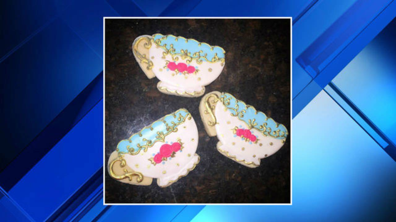 For The Love Of Sugar Bakery cookies