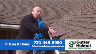 Hire It Done: Not all gutter guards are the same