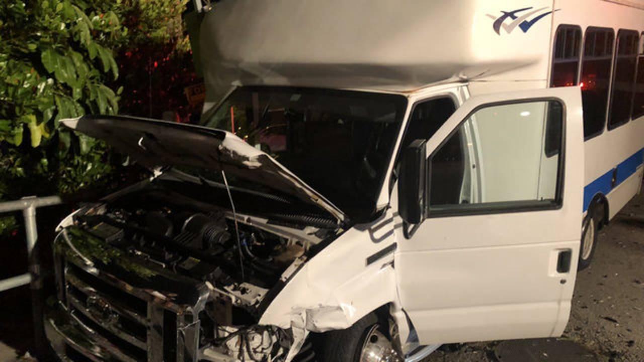 Fort Lauderdale bus crash 11-7-2018 2