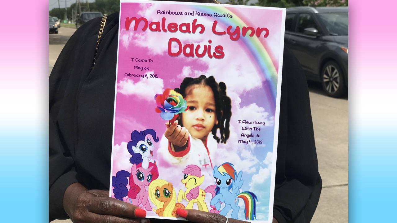 Maleah Davis Funeral 4