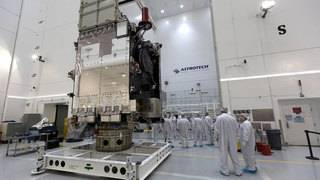 Part 2 of powerful NOAA weather satellite fleet readies for launch
