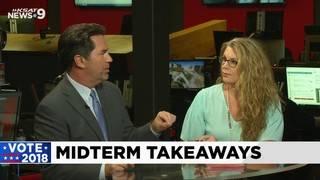 Midterm Election: Steve Spriester and Myra Arthur discuss election&hellip&#x3b;