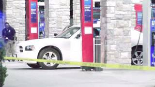 Man dies after being shot at gas station in Humble, police say