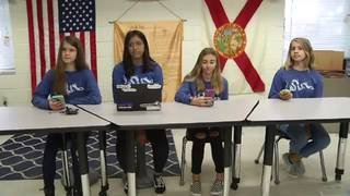 Sanford Middle School's We The People team heads to National Finals