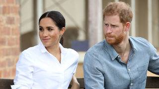 Harry, Meghan visit drought-stricken area on Australia tour