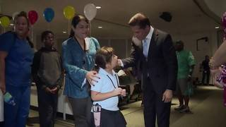 1,000 Miami-Dade County students with disabilities honored for staying active