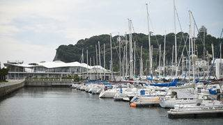 Tokyo 2020: Crowd size cut for sailing event over tsunami fears