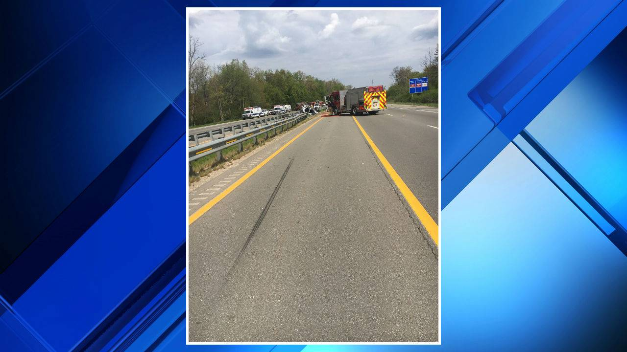 US 23 Northfield Township crash MSP picture 3