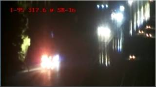 Spin out on I-95 results in fatal crash