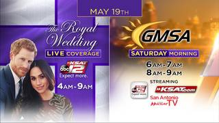 Royal Wedding Watch.How To Watch The Royal Wedding And Gmsa On Saturday May 19