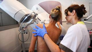 Popularity of 3D mammograms taking off