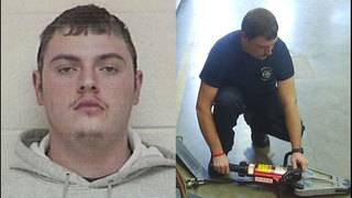 Convicted arsonist returns to volunteer fire department for second chance