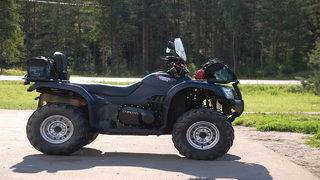 Keep ATVs, dirt bikes off the roads, Trooper Steve says