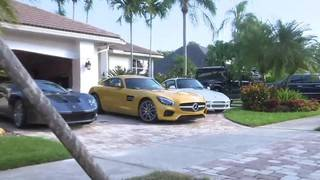 Thieves target car lovers in Weston gated community