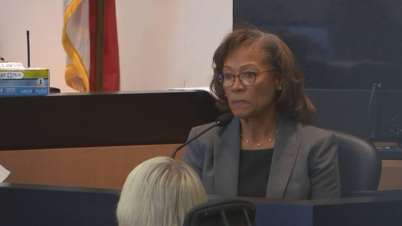 Dr. Gertrude Juste testifies in Nouman Raja trial